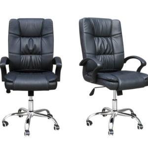 Cadeira de Escritório Presidente – Giratória Nell