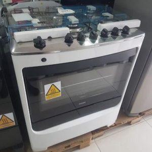 Fogão 6 Bocas Consul – Acendimento Automático – forno Limpa + Fácil tecnologia Cleartec