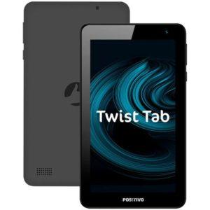 "Tablet Positivo Twist Tab 7"" Wi-Fi – 32GB Android Oreo Quad-Core"