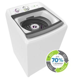Lavadora de Roupas Consul 12kg – Cesto Inox 16 Programas de Lavagem – economiza até 70% de sabão em pó