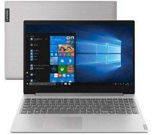 "Notebook Lenovo Ideapad Intel Dual Core – 4GB 500GB 15,6"" Windows 10 Home"