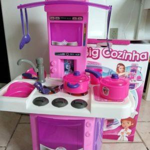 Big Cozinha Infantil Completa – Big Star