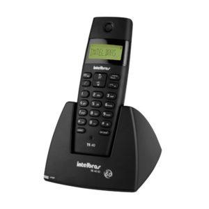 Telefone sem Fio TS40 DECT 6.0 Digital Intelbras