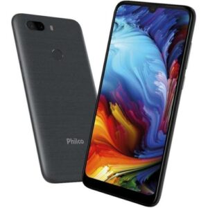 Smartphone Philco Hit Max Grafite, Tela Infinita 6...