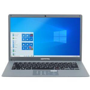 "Notebook Compaq Presario CQ-25 Intel Pentium 4GB 120GB SSD 14"" Windows 10 – Cinza"