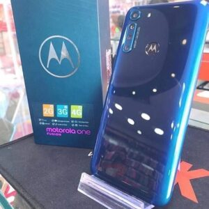 Motorola One Fusion+ 128GB – 4G 4GB RAM Tela...