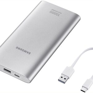 Carregador Portátil/Power Bank Samsung 10000mAh – Fast Charge