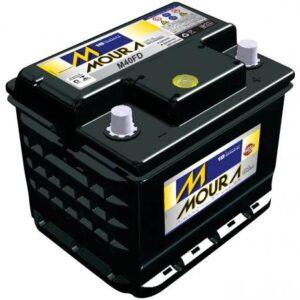 Bateria de Carro Moura 40Ah 12V Polo Positivo – 40FD