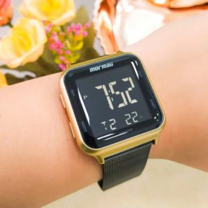 Relógio Unissex Mormaii Digital