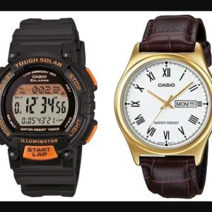 Kit Relógio Masculino Casio Digital STL-S300H + Relógio Masculino Analógico