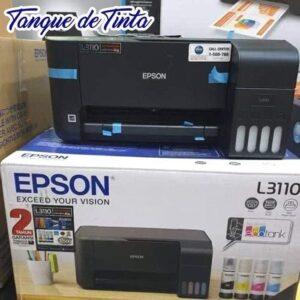 Impressora Multifuncional Epson EcoTank L3110 &#82...