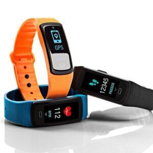 Relógio Mormaii Digital Smartband – GPS, pressão cardíaca e pressão sanguínea, calorias, recebe notificações, ligações