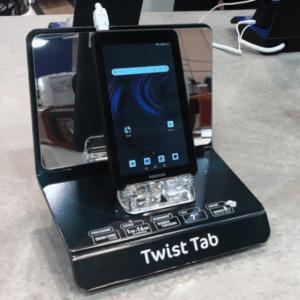 Tablet Infantil Positivo Twist Tab Kids com Capa 7...