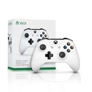 Controle sem Fio Xbox One Branco