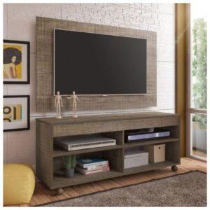 Rack para TV até 47 com Painel para TV de até 47 – Artely Cross