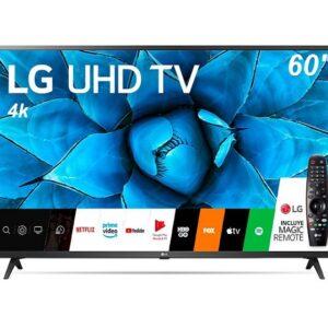 "Smart TV 4K LED 60"" LG Wi-Fi Bluetooth HDR Intel..."