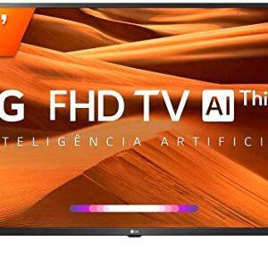 TV LED 43″ LG ThinQ AI Full HD 3 HDMI, 2 USB...