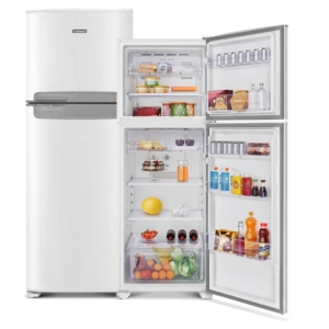Geladeira/Refrigerador Continental Frost Free &#82...