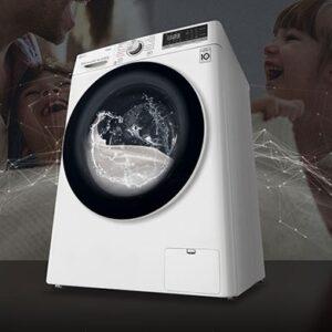 Lava e Seca LG 10,5kg Vivace Inteligência Artific...