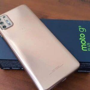 Motorola Moto G9 Plus 128GB – Octa-Core 4GB ...