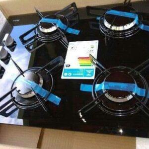 Cooktop 4 Bocas Philco Cook Chef 4 – à Gás GLP Acendimento Automático
