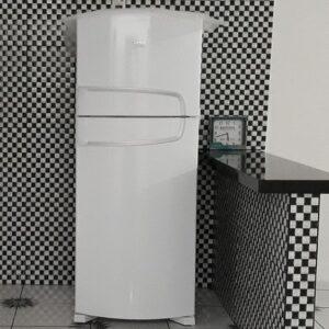 Geladeira/Refrigerador Consul Frost Free Duplex 441L Bem Estar – 110V/220V