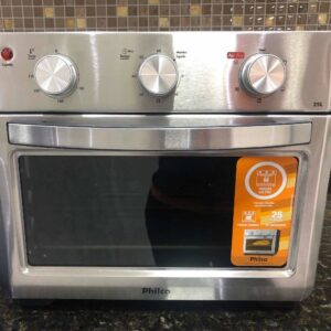 Forno Elétrico Philco 25L – Air Fryer PFE25I 110V