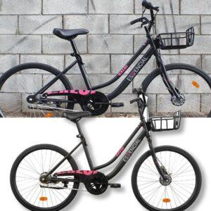 Bicicleta Aro 26 Caloi Essencial T18R26V1 Preta co...