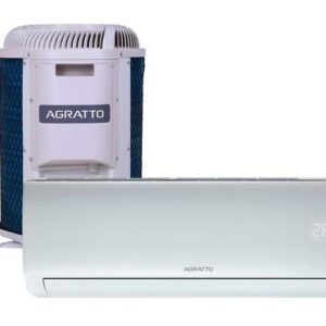 Ar-condicionado Split Agratto 12.000 BTUs Frio – ECO TOP – 220v