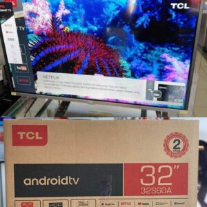 Smart TV Led 32″ Tcl 32s6500 HD Android, Bluetooth, Controle Remoto com Comando de voz, Google Assistant