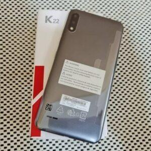 Smartphone LG K22+ Titânio Tela de 6,2″, 4G...