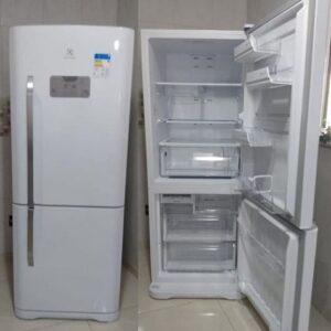 Geladeira/Refrigerador Electrolux Frost Free – Bottom Freezer Branca 454L – 110v/220v