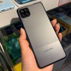 "Samsung Galaxy A12 64GB 4G Octa-Core 4GB RAM 6,5"" Câm. Quádrupla 48MP + Selfie Bateria 5000mAh"