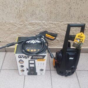 Lavadora de Alta Pressão Wap Ousada Black 2200 – 1750 Libras 1500W Mangueira 3m – 110v/220v