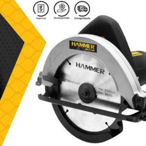 Serra circular para madeira 7.1/4″ 1100 watts – GYSC1100 – Hammer – 110v/220v