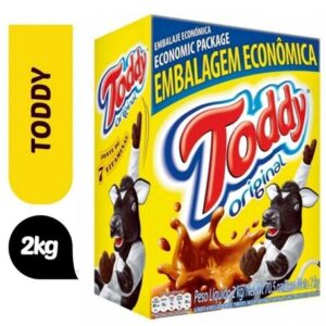 Achocolatado em Pó Chocolate Toddy Original – 2kg