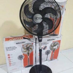 Ventilador de Coluna Mallory Delfos TS+ 40cm 3 Velocidades – 110v/220v