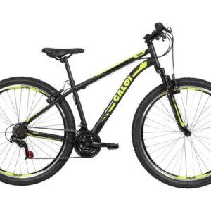 Bicicleta Aro 29 Mountain Bike Caloi – Velox Freio V-Brake 21 Marchas