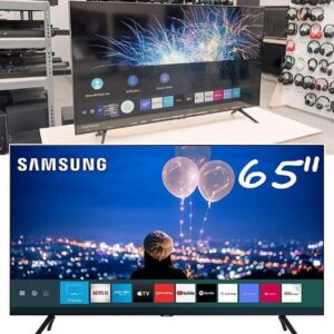 "Smart TV LED 65"" Samsung LH65BETHVGGXZD Ultra HD 4K HDMI USB Wifi"