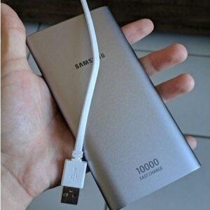 Carregador Portátil/Power Bank Samsung 10000mAh – Fast Charge