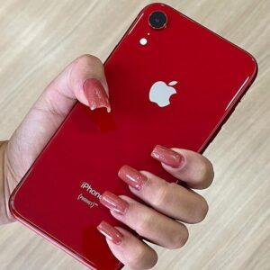 "iPhone XR Apple 128GB tela Liquid Retina 6,1"" 12MP iOS Chip A12 Bionic"