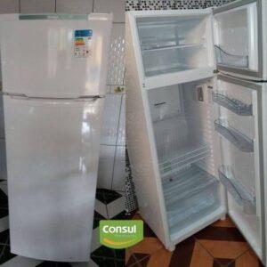 Refrigerador Consul CRD37 334 Litros Cycle Defrost Branco – 220v