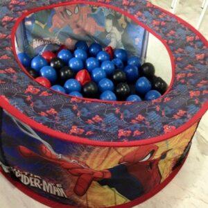 Piscina de Bolinhas Spiderman – Lider Brinquedos