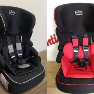 Cadeira para Auto Go Safe Rosso Alessa – para Crianças de 9kg até 36kg