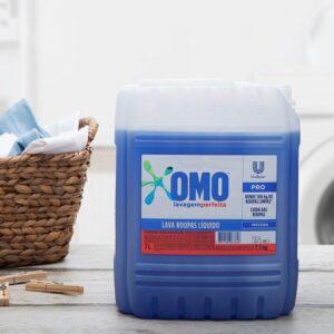 Sabão Líquido Omo Pro Lavagem Perfeita Profissional – 7 Litros
