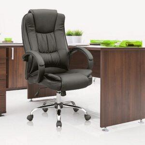 Cadeira de Escritório Presidente Giratória Nell