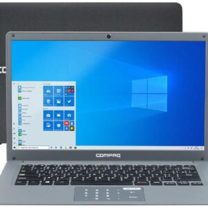 "Notebook Compaq Presario CQ-27 Intel Core i3 4GB – 120GB SSD 14"" LED Windows 10"