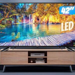 """Smart TV LED 42"""" Philco Full HD – PTV42G70N5CF com Midiacast"""