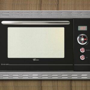 Forno Elétrico de Embutir Fischer Auto limpante Grill 44L Gratinatto – 110v/220v