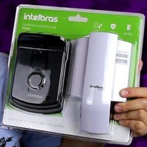 Porteiro Residencial Intelbrás IPR1010 Base Interna e Externa